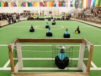 Tech United wint RoboCup