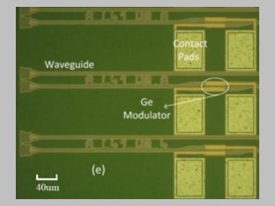 Optische modulator met bandbreedte van meer dan 50 GHz