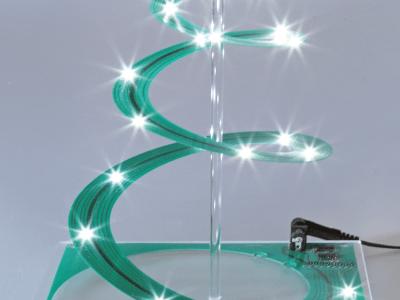 Post Project 48: Spiralige kerstboom