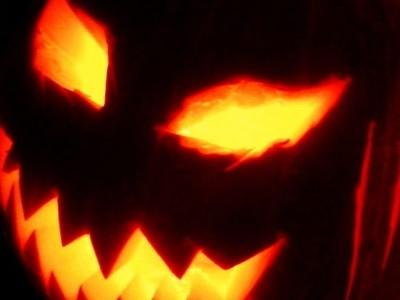 Bouw een gillende Halloween-pompoen
