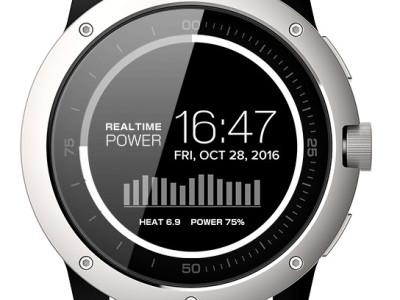 Nooit meer je smartwatch opladen