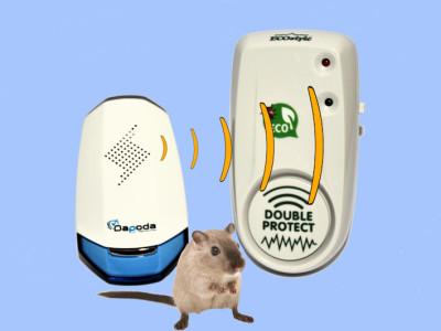 Review: Zo werken ultrasone muizenverjagers – en zo bouw je ze zelf!