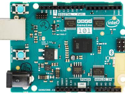 Nieuw Arduino-platform voor IoT: Arduino/Genuino 101