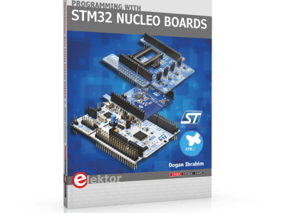 Boekbespreking: Programming with STM32 Nucleo Boards