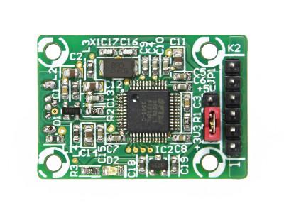 Gratis artikel: compacte USB/serieel-omzetter met FT232H
