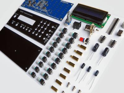 Review: FG085 – Bouwkit voor een DDS-functiegenerator: opbouw en ingebruikname