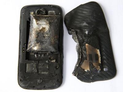 Een brandblusser voor bepaalde lithium-ion-accu's