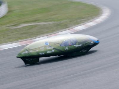 3500 kilometer rijden op het equivalent van 1 liter brandstof