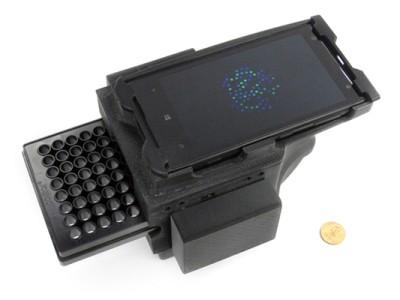 Betaalbare DNA-detectie - met een smartphone
