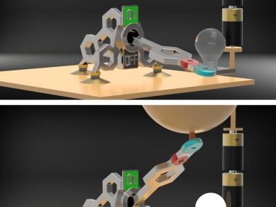 Betrouwbare moleculaire schakelaar