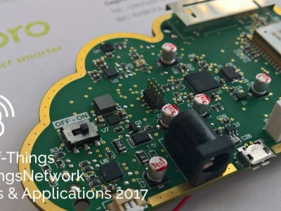 KISS LoRa, gadget voor engineers
