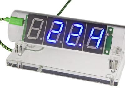 RGBdigit clock [160100]