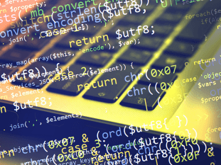 Computer programmeert computer