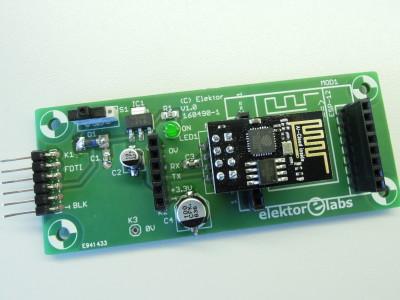 ESP8266/ESP12 programmer [160490-I]