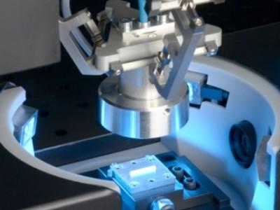 Grootschalige productie van fotonica-chips