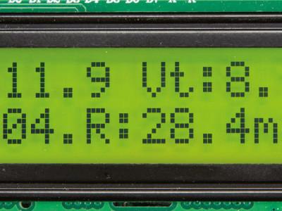 Gratis artikel: Loodaccu-activator 0-30 V