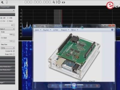 De nieuwe Elektor SDR-ontvanger