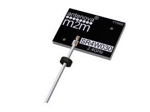 Niet-verstemmende 2,4GHz-antenne