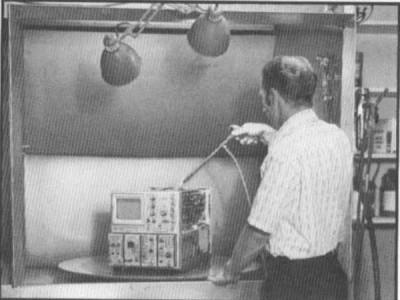 Zaterdagmiddag: tijd voor een flinke wasbeurt van uw oscilloscoop