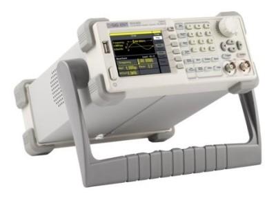 Review: Siglent SDG830 signaalgenerator