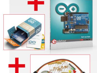 Arduino ontdekken in 45 hardware projecten