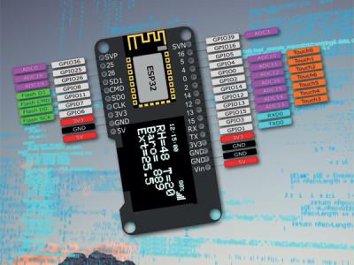 Nieuw Elektor-boek: ESP32 Programmeren voor beginners