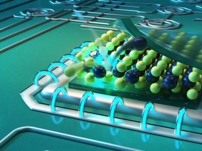 Nano-lichtbronnen voor quantum-computers
