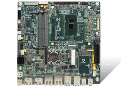 Congatec industrial-grade Thin Mini-ITX boards with 6th generation Intel Core processors offer high scalability