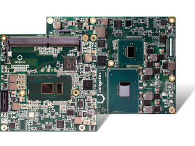 Congatec's new COM Express modules with latest Intel Celeron processors