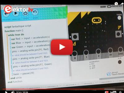 Drie gemakkelijke instructievideo's voor de micro:bit