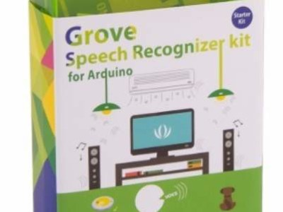 Review: Grove Speech Recognizer Kit voor Arduino