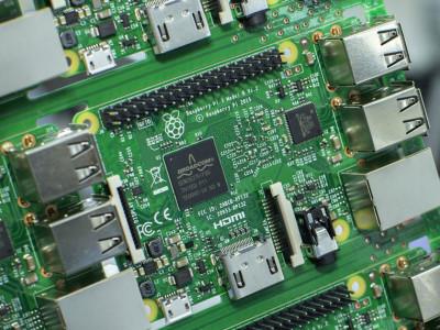 De Raspberry Pi 3 is er!