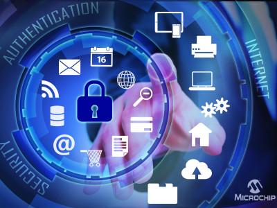 Veilige IOT-oplossing voor Amazon Web Services van Microchip