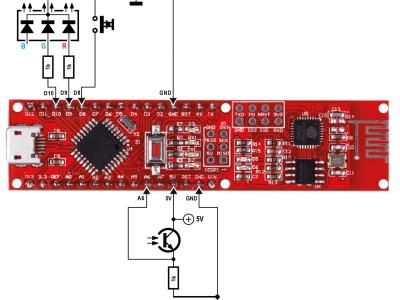 Mijn pad naar het IoT (13): Een klein sensorboard