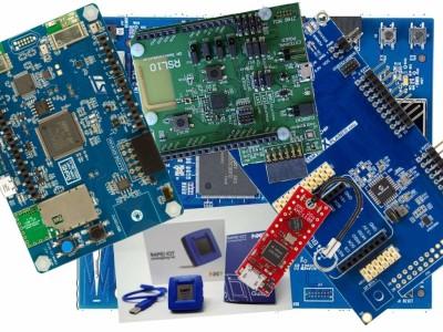 Vraag een gratis 'NXP Rapid IoT Prototyping Kit' aan