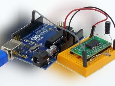 Bouw een UPDI-programmer voor moderne AVR-microcontrollers