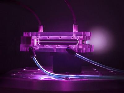 Wereldrecord voor compacte deeltjesversneller