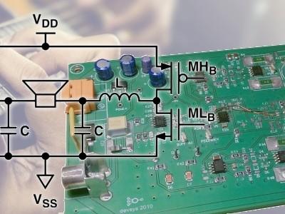 Bouw een klasse-D audioversterker
