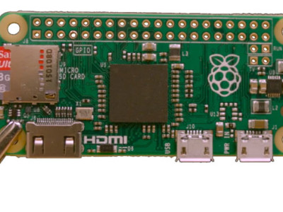 Pi Zero: $5(!) en sneller dan RPi model B!