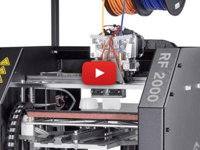 Nieuwe open-source 3D-printers van Conrad