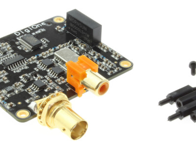 Review: Allo DigiOne – High-end S/P-DIF-uitgang voor Raspberry Pi