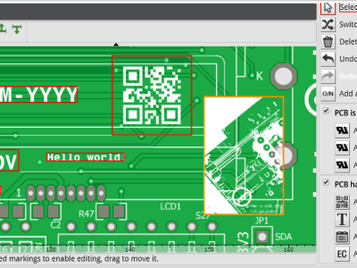 Review: De Eurocircuits Marking Editor