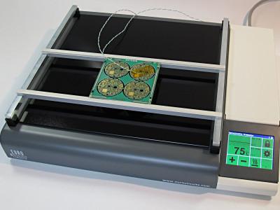 Review: eC-pre-heater en eC-fume-cube
