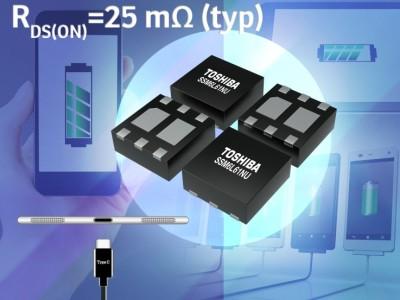 Compacte schakel-MOSFET's voor mobiele apparatuur