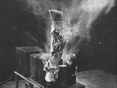 Altijd spectaculair, altijd smerig: de exploderende elco