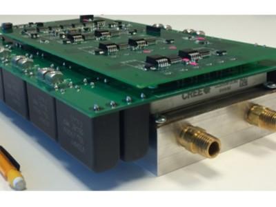 Siliciumcarbide verhoogt efficiëntie elektrische voertuigen