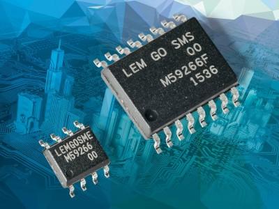 Nieuwe stroomsensoren zonder magnetische circuits