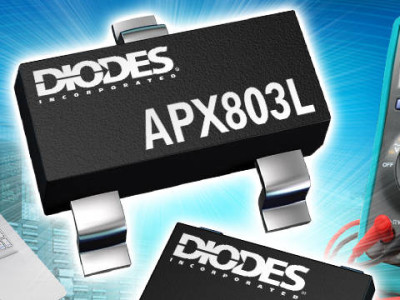 Reset-chip trekt 1 micro-ampère