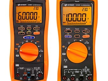Robuuste multimeters van Keysight