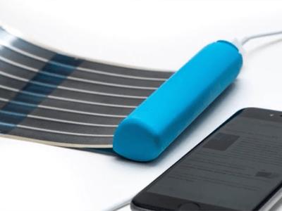 HeLi-on: kleinste zonnelader ter wereld